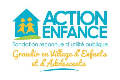 Logo Fondation Action Enfance - 400 pixels