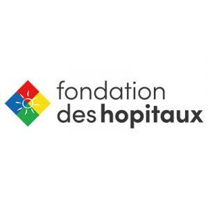 logo fondation des hopitaux