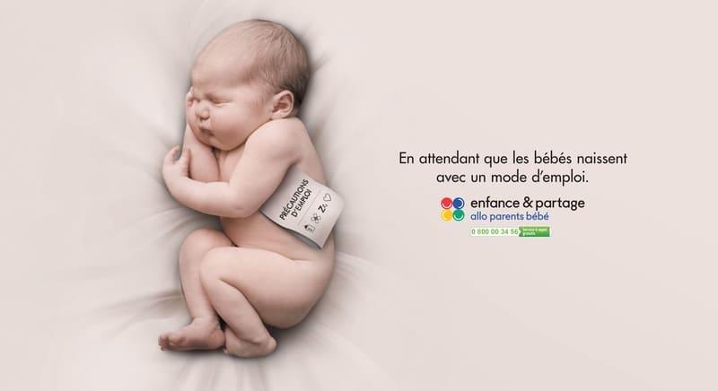 Allo parents bébé - Enfance et partage