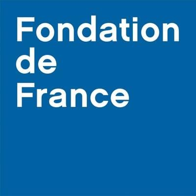 logo fondation de france rvb