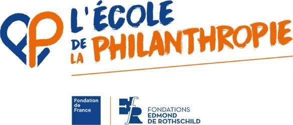 ecole de la philanthropie - logo