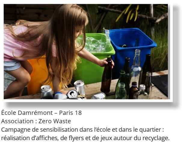 enfants ecole de la philanthropie - apprentissage de la générosité - paris 18