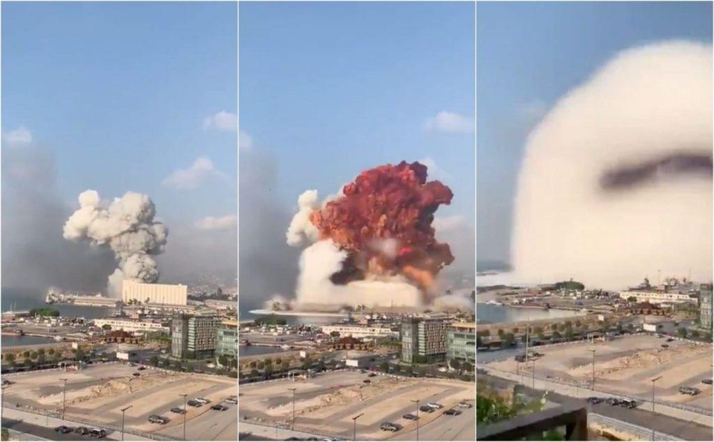 Explosion liban à qui faire un don pour les libanais