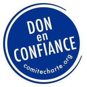 Logo label don en confiance